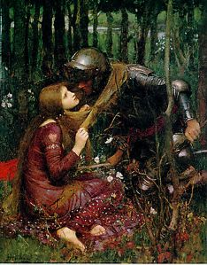 Waterhouse, La Belle Dame sans Merci.jpg