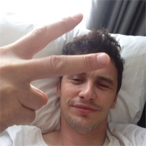 L'attore James Franco è un patito dei