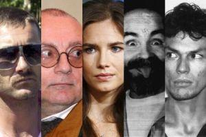 Parolisi, Vallanzasca, Amanda Knox, Charles Manson e Richard Ramirez: tutti sospettati di orrendi crimini, hanno stuoli di ammiratori.